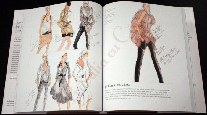 Fashion Illustration by Fashion Designers 3