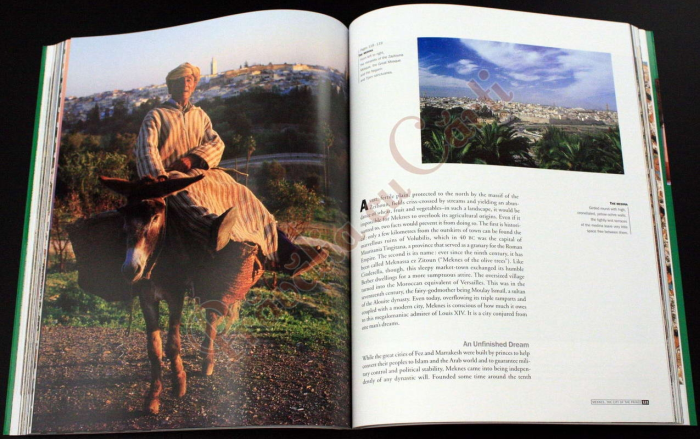 The Imperial Cities of Morocco 6