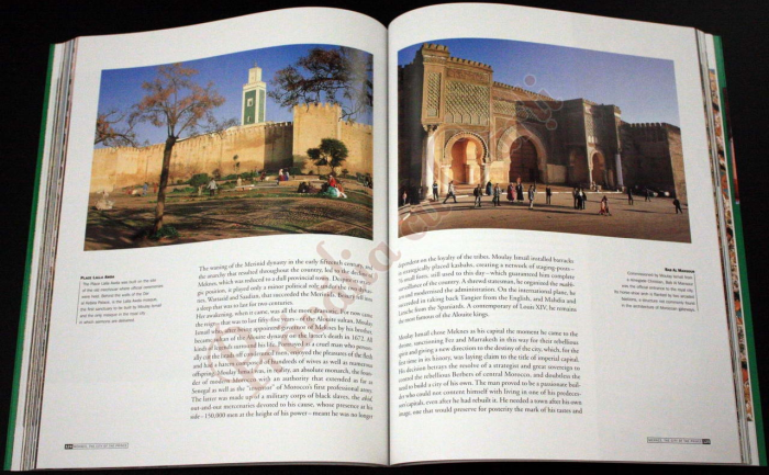 The Imperial Cities of Morocco 7
