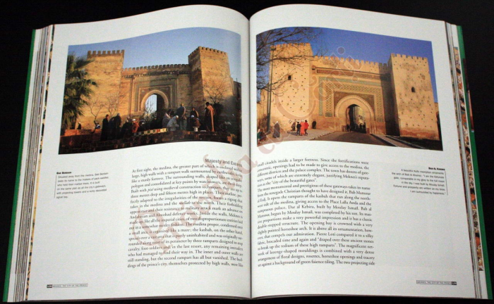The Imperial Cities of Morocco 8