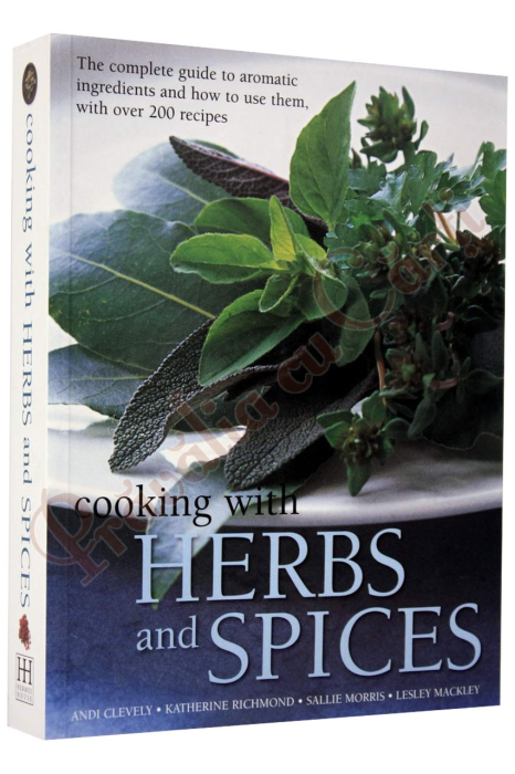 Cooking With Herbs And Spices 1