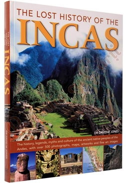 Lost History Of The Incas 0
