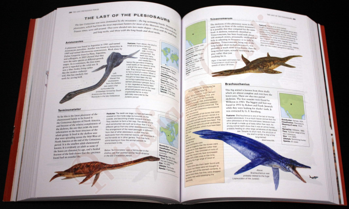 The Complete Illustrated Encyclopedia of DINOSAURS & Prehistoric Creatures 5