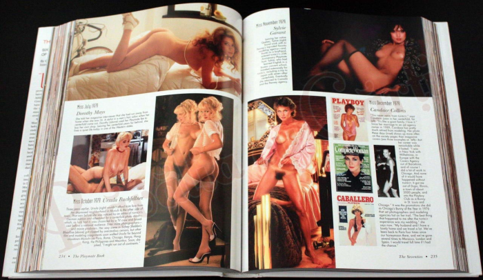 The Playmate Book. Six Decades of Centerfolds 7