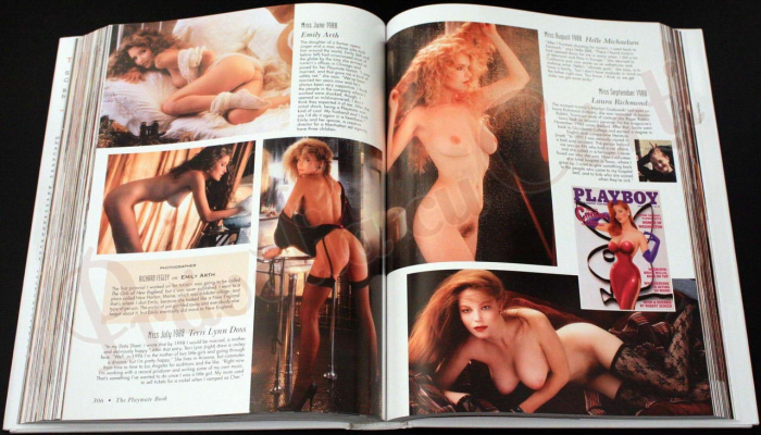 The Playmate Book. Six Decades of Centerfolds 9