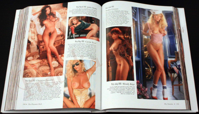 The Playmate Book. Six Decades of Centerfolds 10
