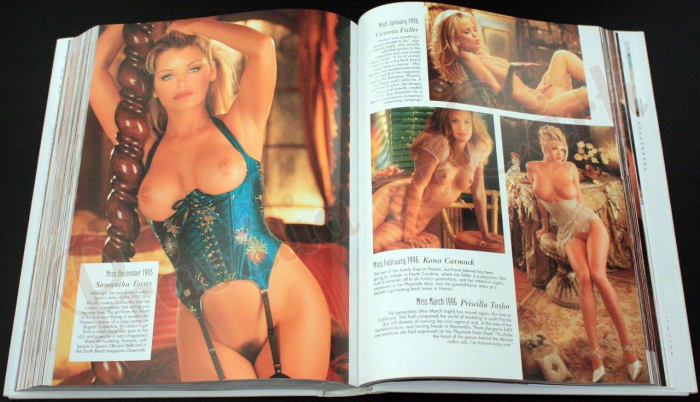 The Playmate Book. Six Decades of Centerfolds 11