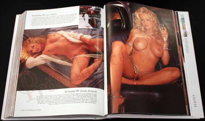 The Playmate Book. Six Decades of Centerfolds 12