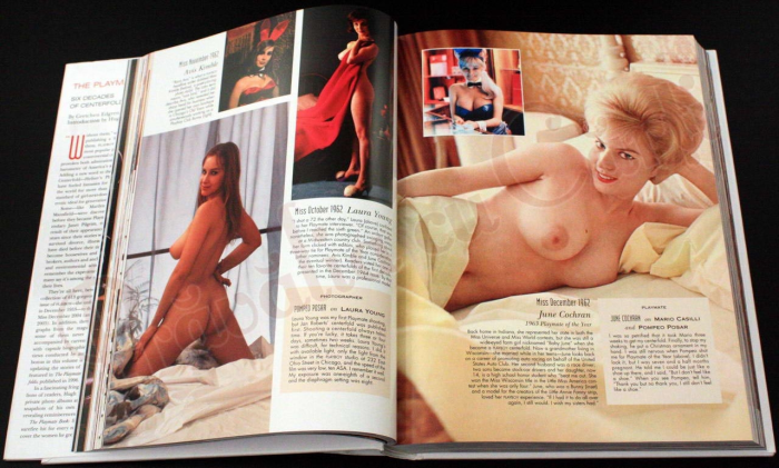 The Playmate Book. Six Decades of Centerfolds 14