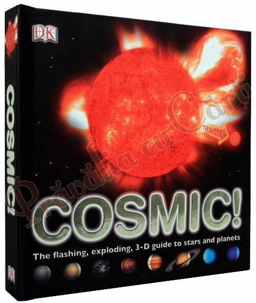 Cosmic: The Ultimate Pop-up Guide to Space 0