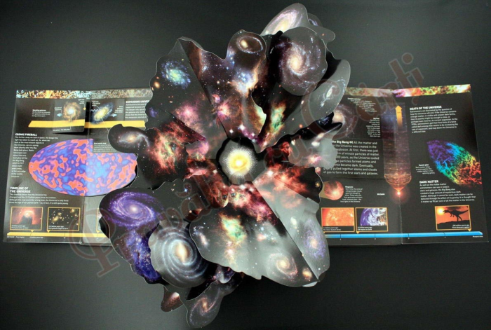 Cosmic: The Ultimate Pop-up Guide to Space 1