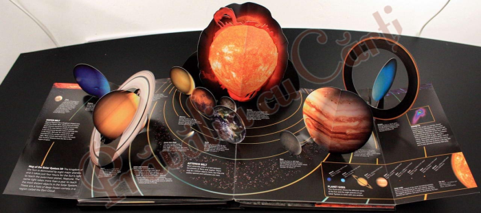 Cosmic: The Ultimate Pop-up Guide to Space 2