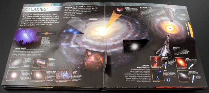 Cosmic: The Ultimate Pop-up Guide to Space 4