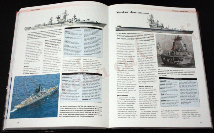 The Encyclopedia of Warships. From World War II to the Present Day 2