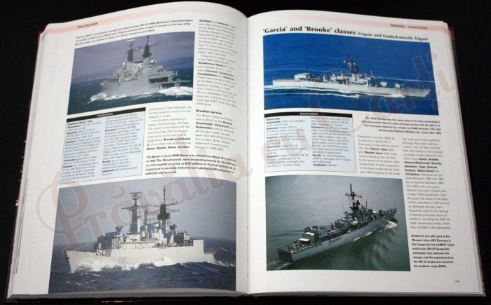The Encyclopedia of Warships. From World War II to the Present Day 4