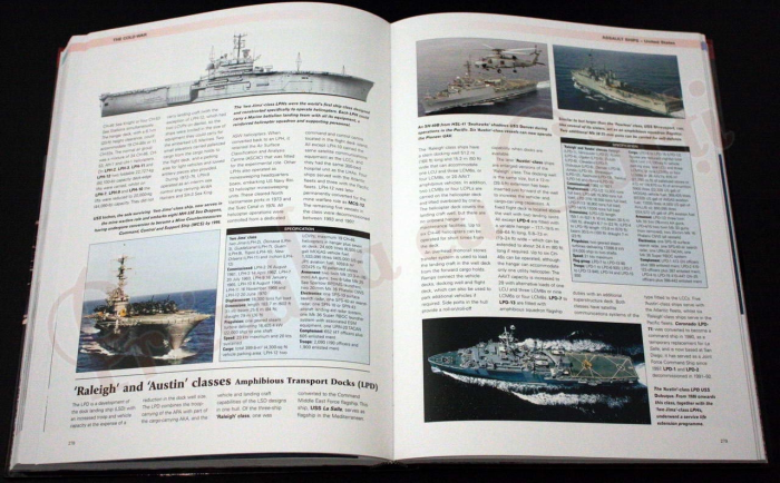 The Encyclopedia of Warships. From World War II to the Present Day 5