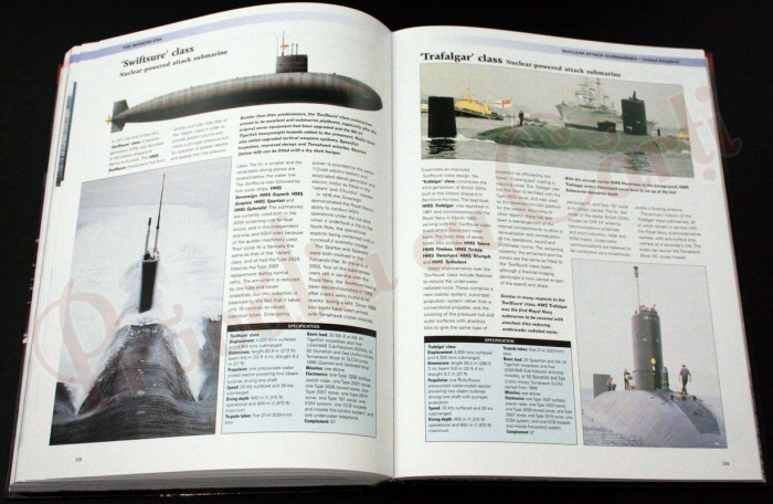 The Encyclopedia of Warships. From World War II to the Present Day 7