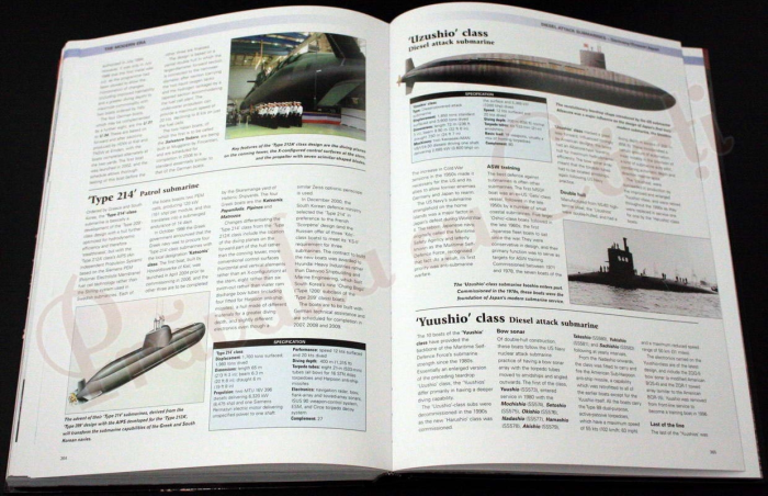 The Encyclopedia of Warships. From World War II to the Present Day 8
