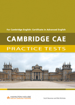 Cambridge CAE Practice Tests Student's Book 0