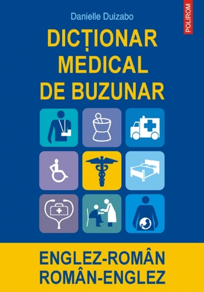 Dictionar medical de buzunar englez-roman/roman-englez 0