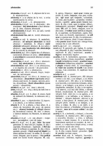 Dictionar albanez-roman 1