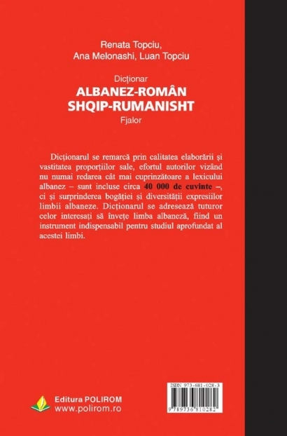 Dictionar albanez-roman 4