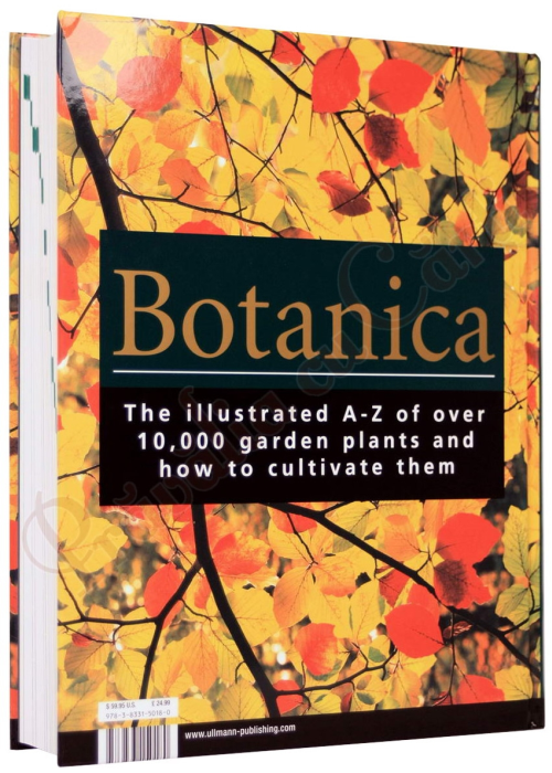 Botanica: The Illustrated A-Z of Over 10,000 Garden Plants and How to Cultivate Them 11