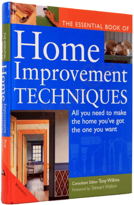 The essential book of Home Improvement Techniques 1