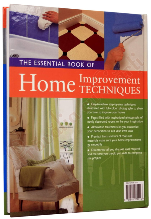 The essential book of Home Improvement Techniques 9