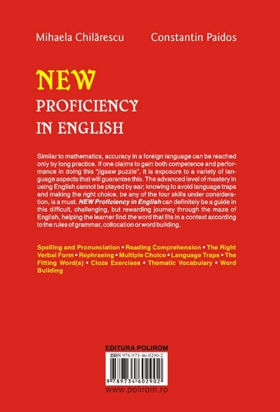 New Proficiency in English+Key to exercises 4