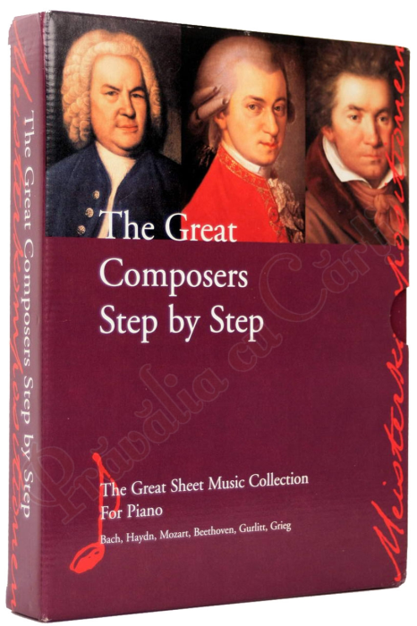 The great Sheet Music Collection for Piano 1