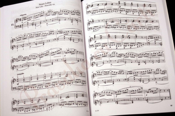 The great Sheet Music Collection for Piano 4