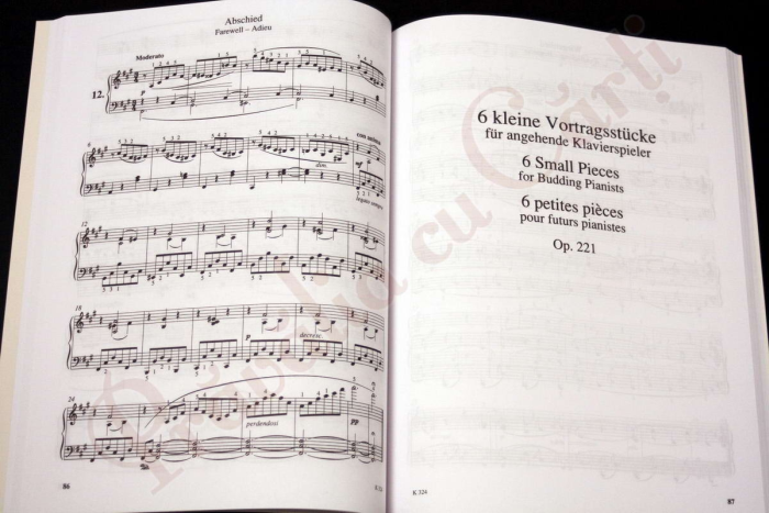 The great Sheet Music Collection for Piano 5