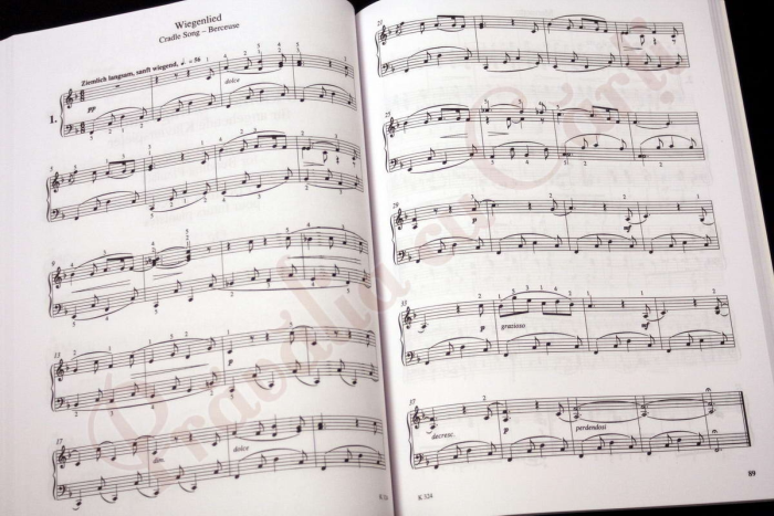 The great Sheet Music Collection for Piano 6