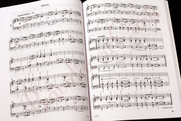 The great Sheet Music Collection for Piano 8