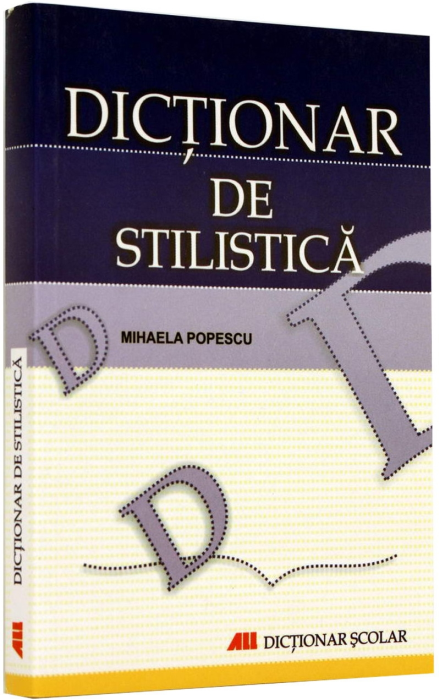 Dictionar de stilistica 1