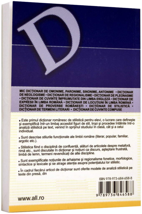 Dictionar de stilistica 2