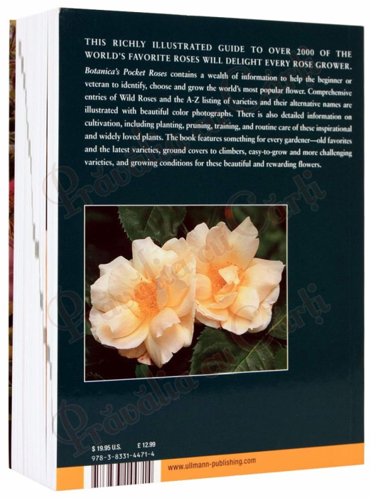 Botanica's Pocket - ROSES - over 1000 pages & over 2000 roses listed 9