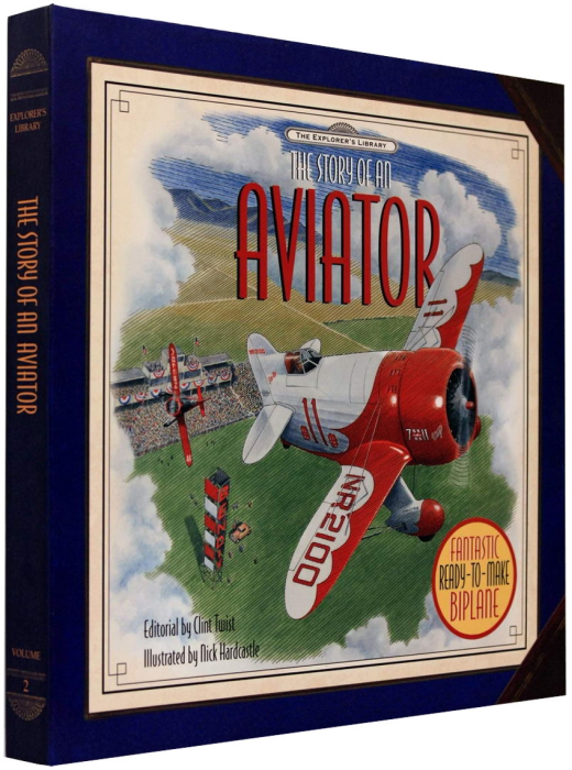 The story of an aviator 1