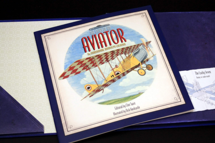The story of an aviator 3