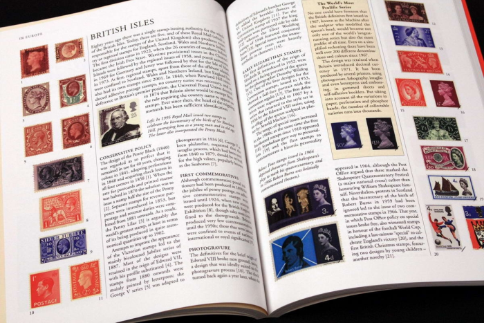 The complete guide to STAMPS and Stamp Collecting 3