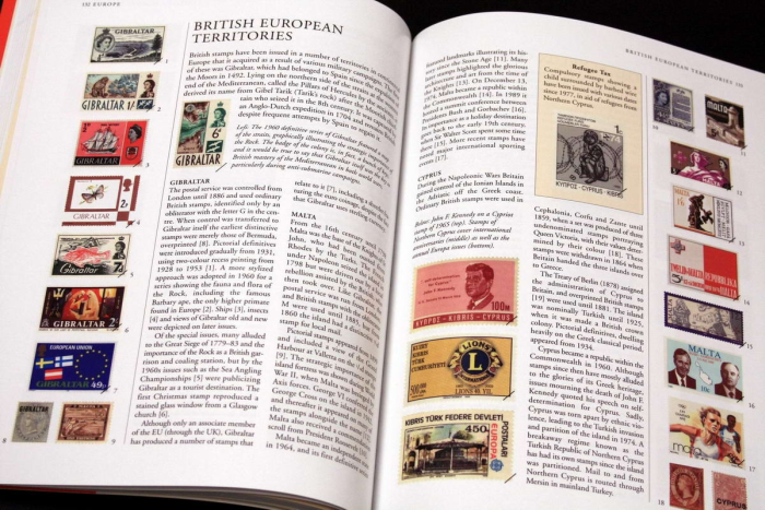 The complete guide to STAMPS and Stamp Collecting 4