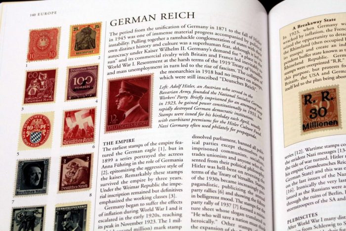 The complete guide to STAMPS and Stamp Collecting 5
