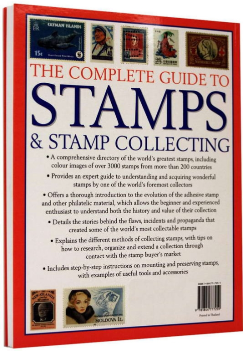 The complete guide to STAMPS and Stamp Collecting 7