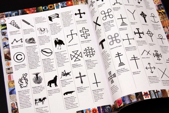The complete encyclopedia of SIGNS and SYMBOLS 6