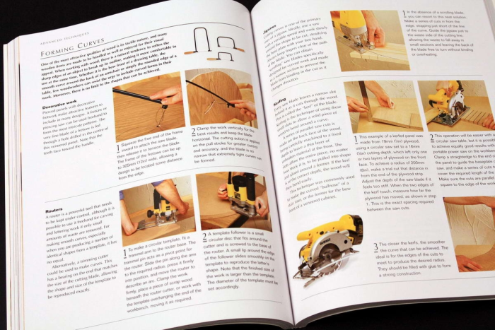 The Practical Woodworker. A step-by-step course for working with wood 1