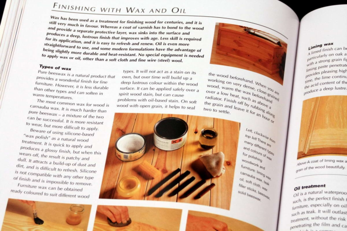 The Practical Woodworker. A step-by-step course for working with wood 4