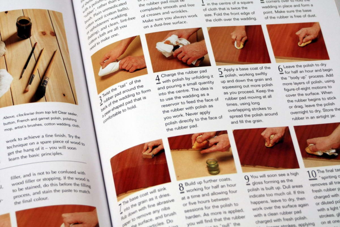 The Practical Woodworker. A step-by-step course for working with wood 5