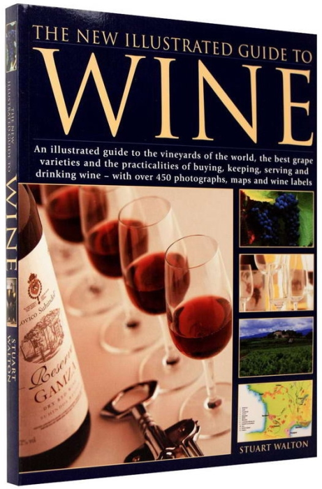 The new illustrated guide to WINE 1