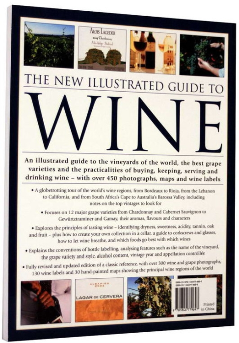 The new illustrated guide to WINE 6